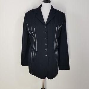 Cache Balzer Large Black Jacket
